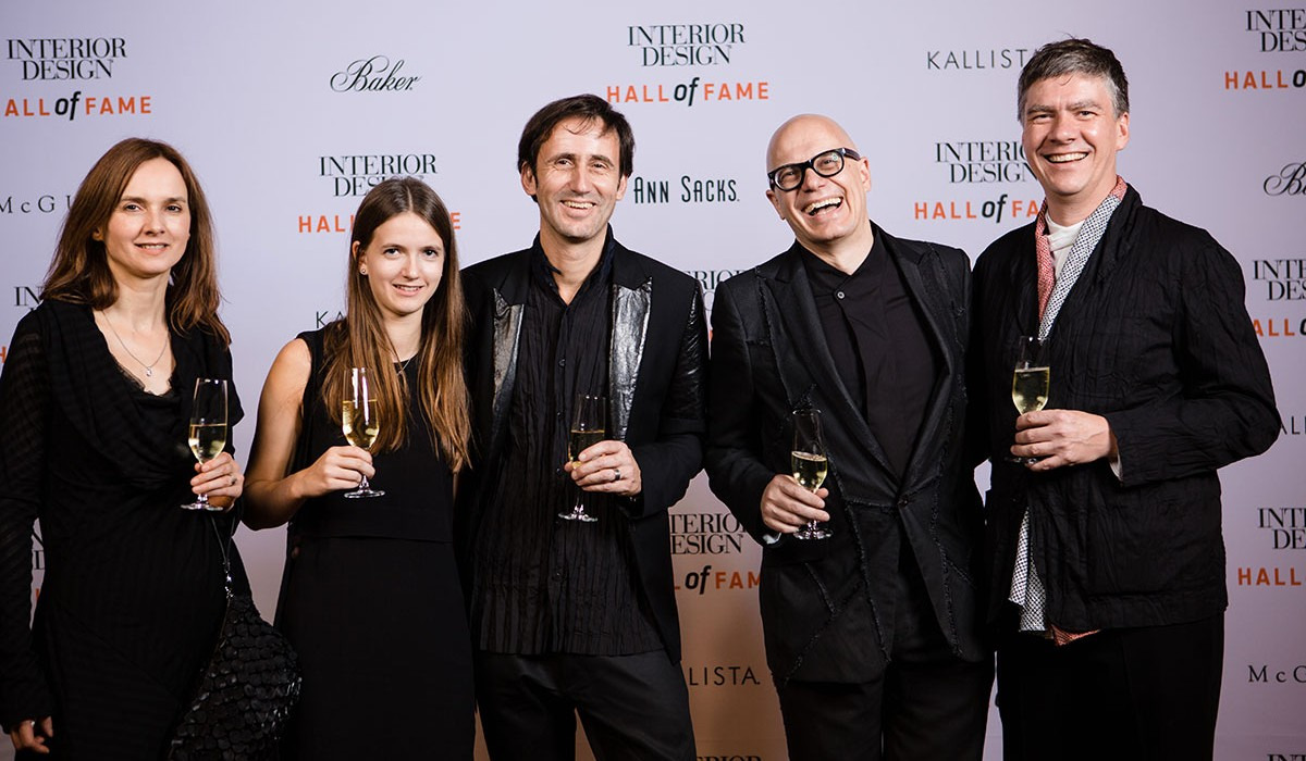 Interior Design – Hall of Fame 2015