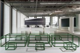 Taunusturm Marketing Suite / Fair Stand & Exhibition