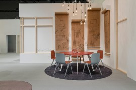 Brunner exhibition stand at Orgatec 2016 / Fair Stand & Exhibition