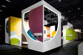 DLW Flooring – BAU 2017 / Fair Stand & Exhibition