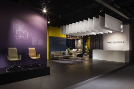 Walter Knoll – IMM 2017 / Fair Stand & Exhibition