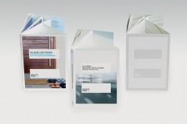 Wechselraum 宣传品 / 印刷设计 编辑设计