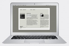 Wechselraum BDA / Website & Interaktive Medien