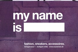 my name is / Brand & Identity