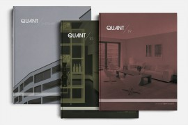 Quant Broschüren / Print & Editorial