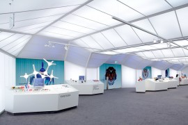 Technikomm Bayer MaterialScience / Fair Stand & Exhibition