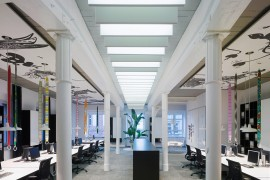 Studio Ippolito Fleitz Group / Workspace