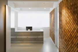 Bruce B. Advertising Agency / Workspace
