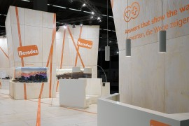 Berndes – Ambiente 2009 / Fair Stand & Exhibition