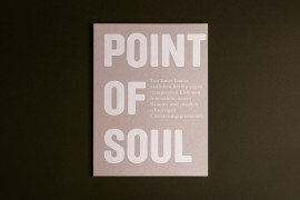 Point of Soul - 企业概念宣传册 / 印刷设计 编辑设计