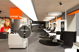 Orange Store / Retail
