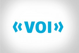 VOI – voice of information / Marke & Identität