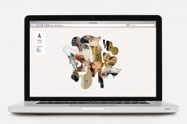 Sandra Adam / Website & Interactive Media