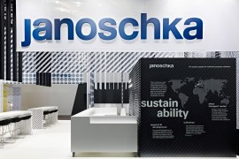 Janoschka – drupa 2012 / Fair Stand & Exhibition
