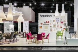 Brunner Altenpflege – 2011 / Fair Stand & Exhibition