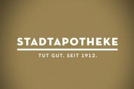 Stadtapotheke Kornwestheim / Brand & Identity