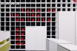 Werner Works – Orgatec 2012 / Fair Stand & Exhibition