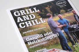 Rösle – BBQ-Magazin / Print & Editorial
