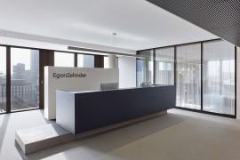 Egon Zehnder International Frankfurt / Arbeitswelten