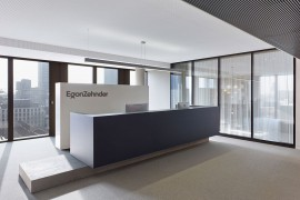 Egon Zehnder International Frankfurt / 업무공간