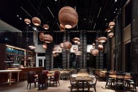 Motel One Munich – Campus Restaurant / 접객서비스공간