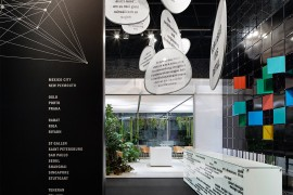 Burkhardt Leitner – Euroshop 2014 / Fair Stand & Exhibition