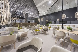 Brunner – Orgatec 2014 / Fair Stand & Exhibition