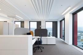 Rödl & Partner Stuttgart / Arbeitswelten