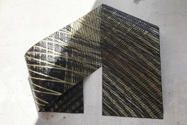 Carbon fiber installation for I MESH / Styling & Accessories