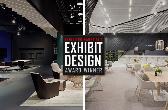 Exhibit Design Awards / Gold and silver