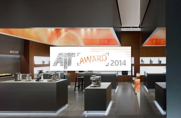International Retail & Presentation Award 2014 / Award for BORK