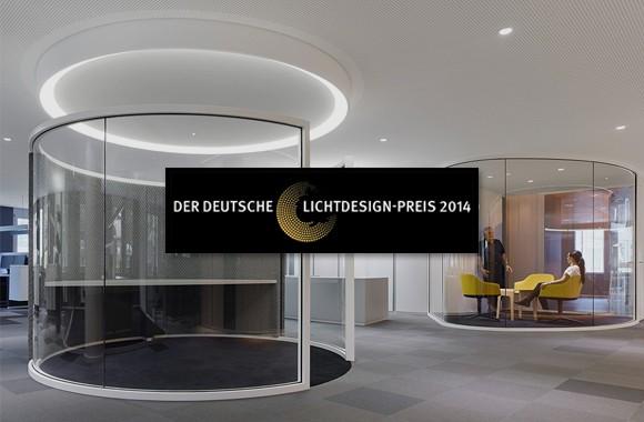 German Light Design Prize 2014 / Award for Drees & Sommer project