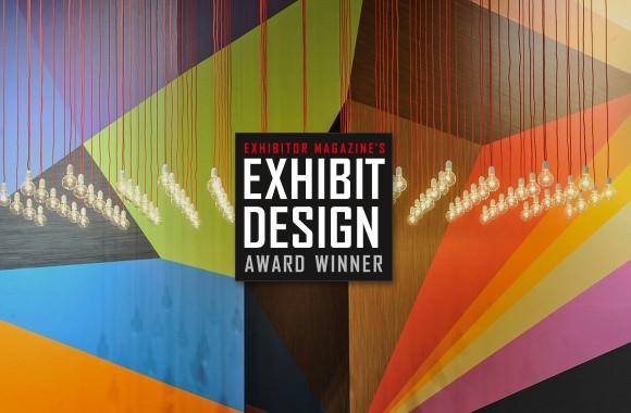 Exhibit Design Awards 2014 / Edge Award for Armstrong exhibition stand