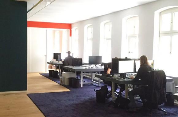 The new centre of Berlin / Our Berlin studio relocates to Potsdamer Straße