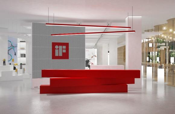 iF DESIGN CENTER Chengdu / Convincing spaces for convincing design