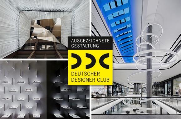 DDC Award Good Design 15 / Three awards for Ippolito Fleitz