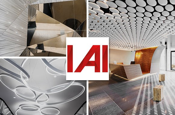 IAI Design Award / Three projects are nominated