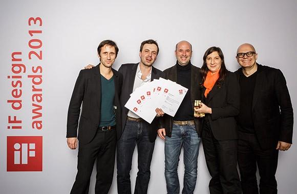 iF communication design award 2013 / Gold for Janoschka