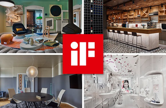 iF DESIGN Awards 2017 / Four of ours