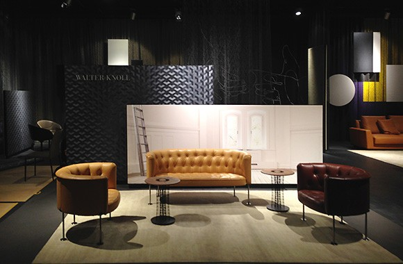 Fair Stand for Walter Knoll at imm 2014 / See you there in Hall 11.2, Stand H021/H011