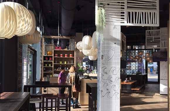 GinYuu / New Corporate Architecture for restaurant chain