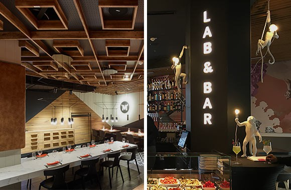 White Monkey und Maredo / Restaurants for a new and an old brand