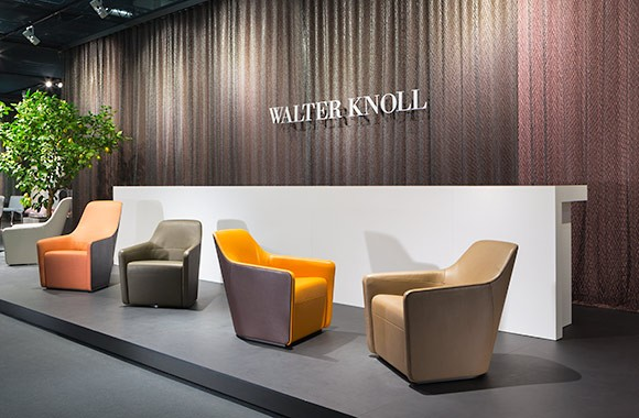 Salone Internazionale del Mobile 2014 / Our work at the Milan furniture exhibition