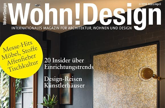 Interviews fachbeitr ge ippolito fleitz group for Wohn magazine