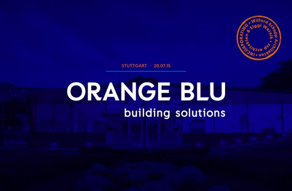 Orange Blu / Marke & Identität