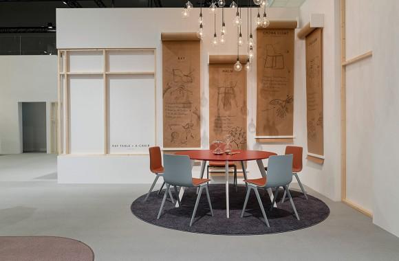 Brunner – Orgatec 2016 / Messen & Ausstellungen