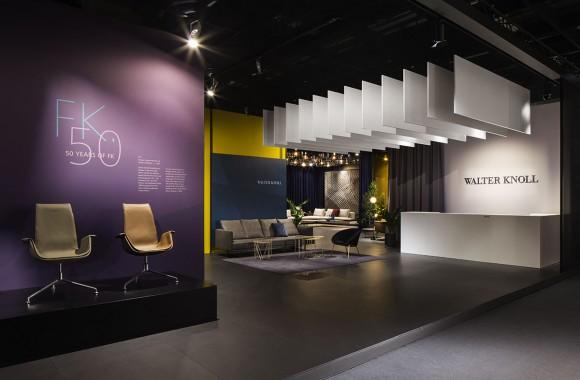 Walter Knoll – IMM 2017 / Messen & Ausstellungen