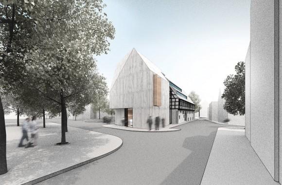 Stadtbücherei Schorndorf / Öffentliche Bauten