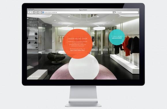 Sigrun Woehr / Website & Interactive Media
