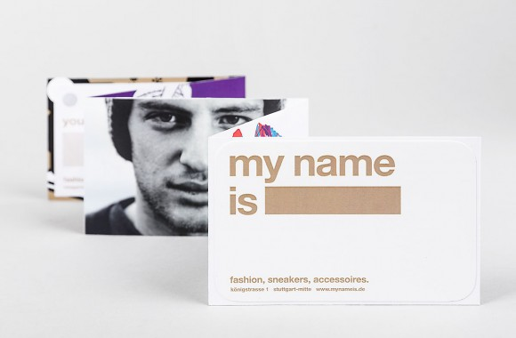 my name is, Stuttgart. A project by Ippolito Fleitz Group – Identity Architects.